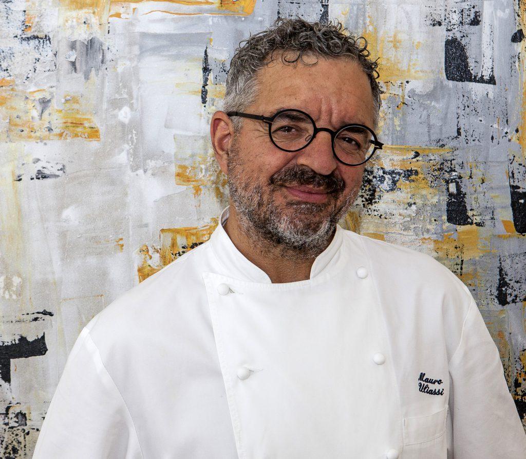 Lo chef stellato Mauro Uliassi