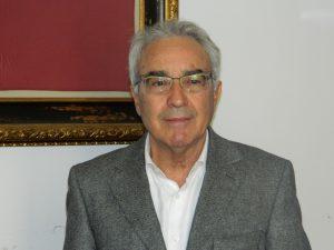 Paolo Manarini, assessore ai Lavori Pubblici