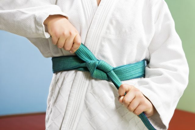 Carolina Mengucci medaglia d'oro ai campionati nazionali di judo