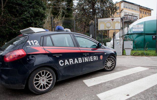 Ladri in azione in Vallesina, due colpi a Jesi in via San Francesco sventati dai carabinieri
