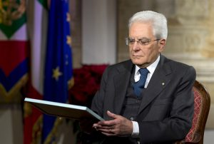Il Presidente della Repubblica Sergio Mattarella (fonte sito istituzionale del Ministero)