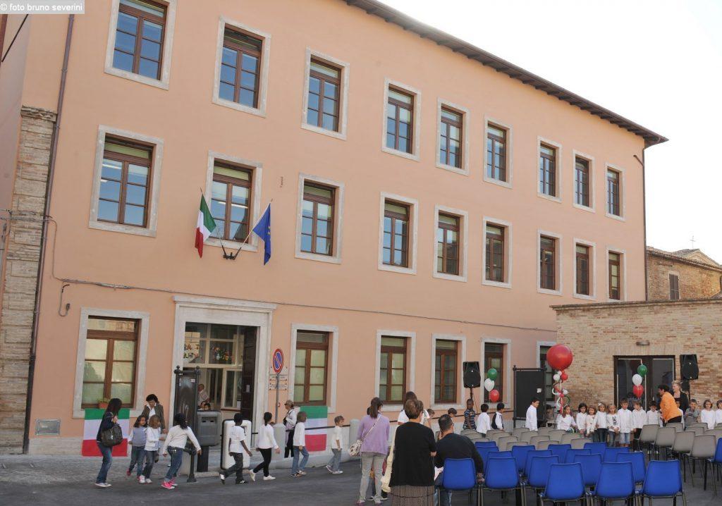 Osimo, la scuola del Borgo