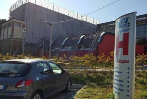 Emergenza Covid, l'Associazione Fabriano Progressista in difesa dell'ospedale Engles Profili