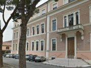 L'ex sede del Tribunale che ospiterà provvisoriamente i bambini dell'asilo nido