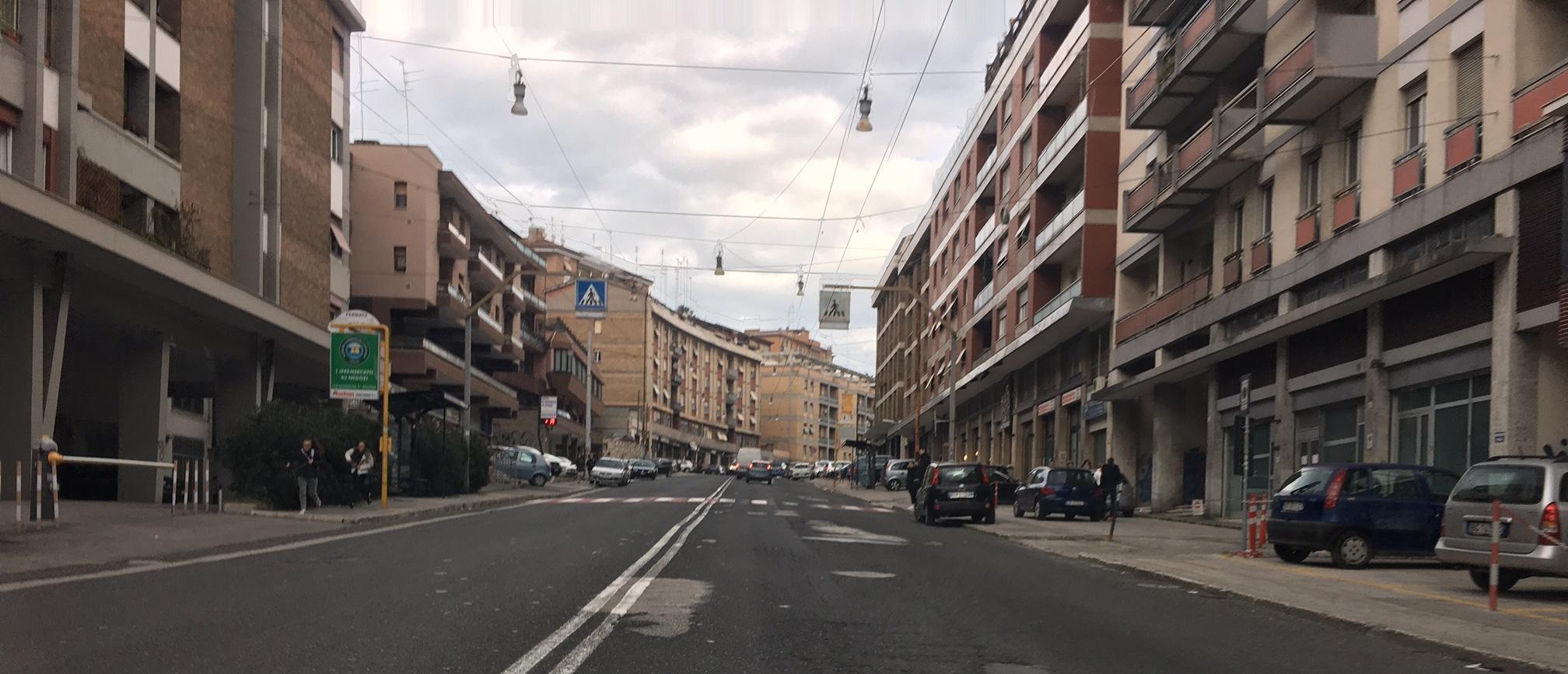 Incidenti in via Martiri della Resistenza, Eliantonio: «Subito nuovo attraversamento pedonale»