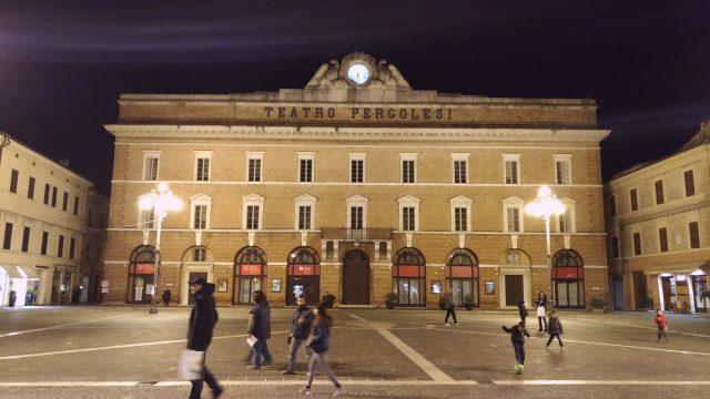 Jesi, parte il rifacimento della pubblica illuminazione in città