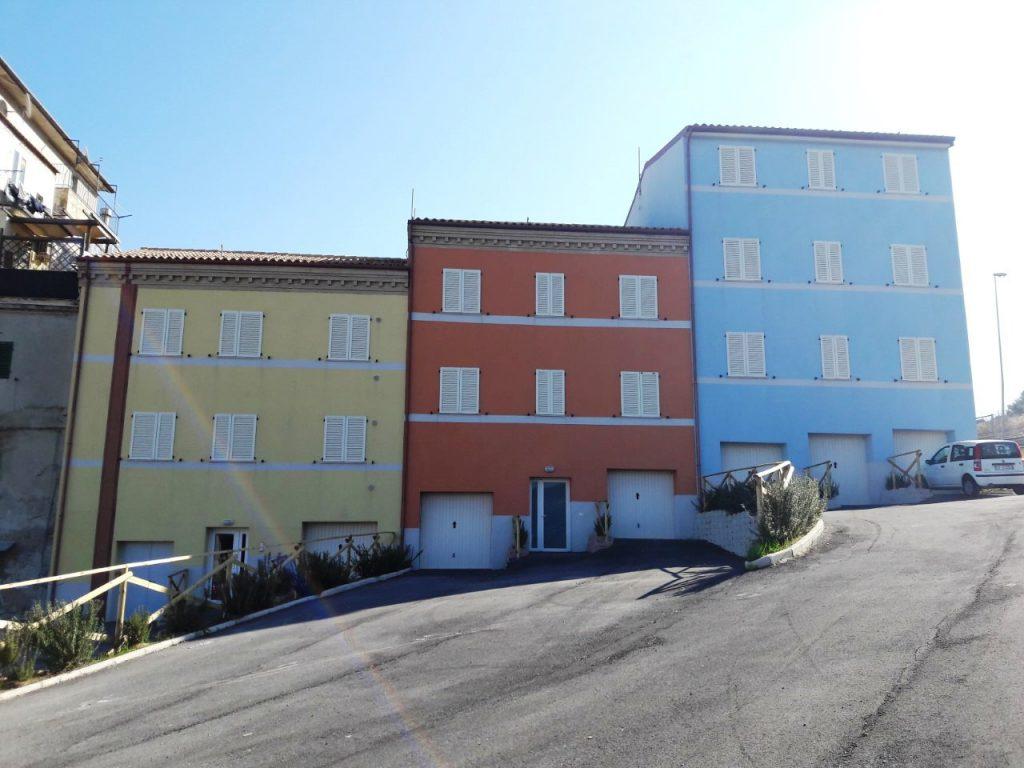 Il nuovo edificio Erap di via Flaminia