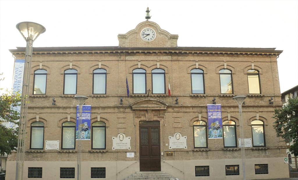 Il centro Pergoli a Falconara
