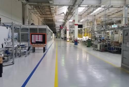 Fabriano, Whirlpool: per colpa del lockdown a maggio si produrranno solo 85 mila piani cottura