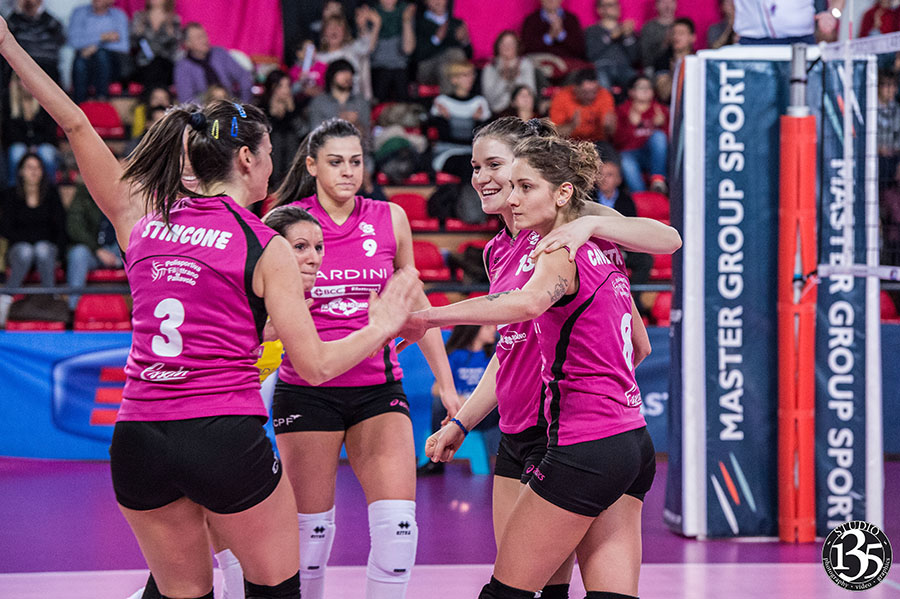 Volley, la Lardini non riesce a fermare la carica del Conegliano