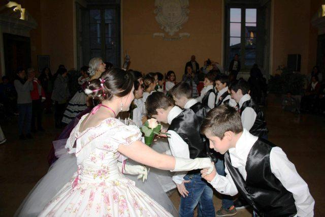 Bon ton e danze per festeggiare l'Unità d'Italia