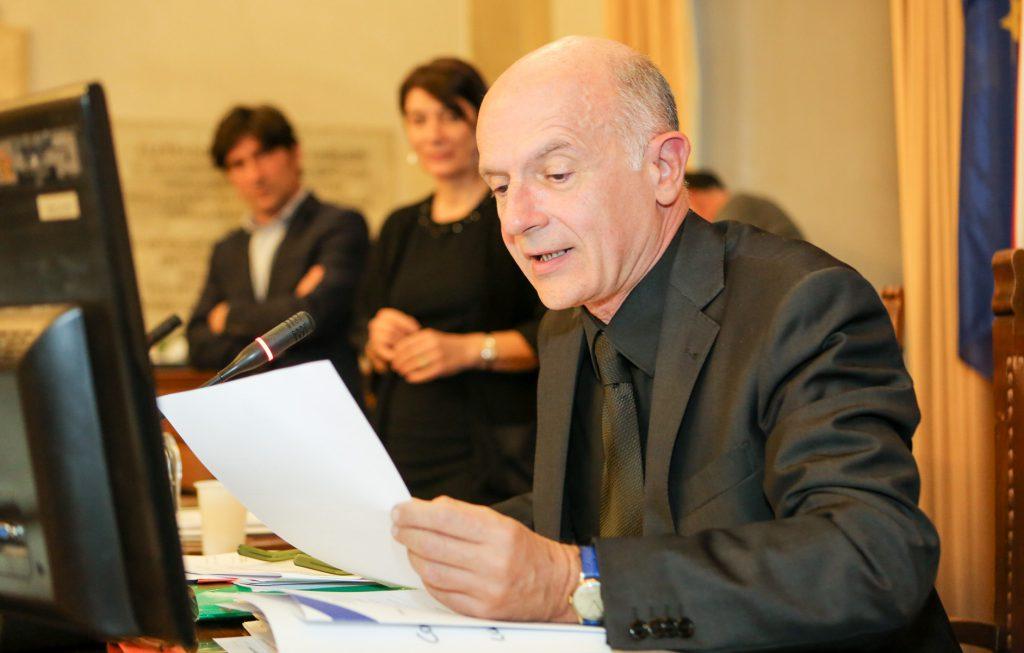 Daniele Massaccesi, Presidente del Consiglio Comunale di Jesi