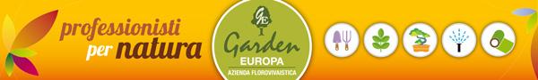 GARDEN EUROPA BANNER AP 30 GIU 17