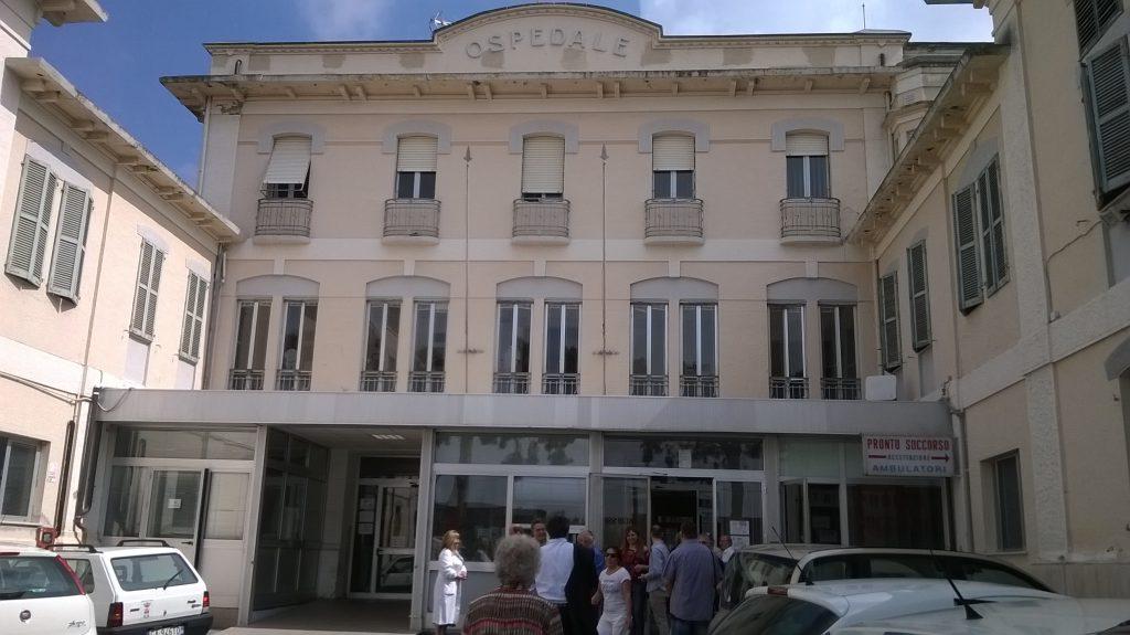 L'ospedale di Osimo