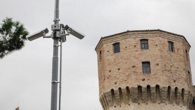 Jesi, 130 nuove telecamere di sorveglianza dal centro ai parchi