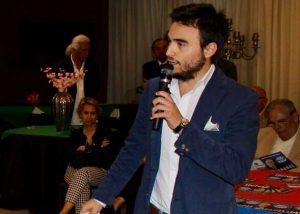 Angelo Eliantonio, portavoce comunale Fratelli d'Italia