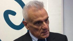 Michele Caporossi, direttore generale Azienda Ospedali Riuniti