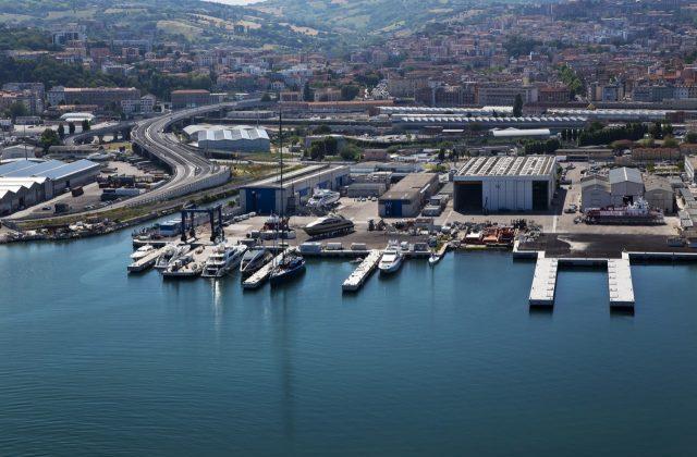 Isa Yachts: Palumbo investe su infrastrutture e macchinari