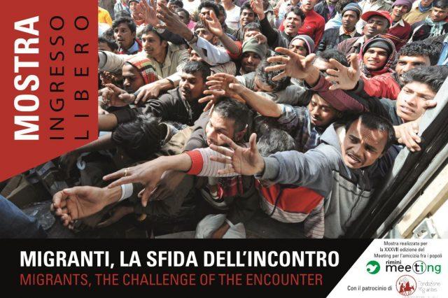 """""""Migranti, la sfida dell'incontro"""": mostra e due settimane di eventi"""