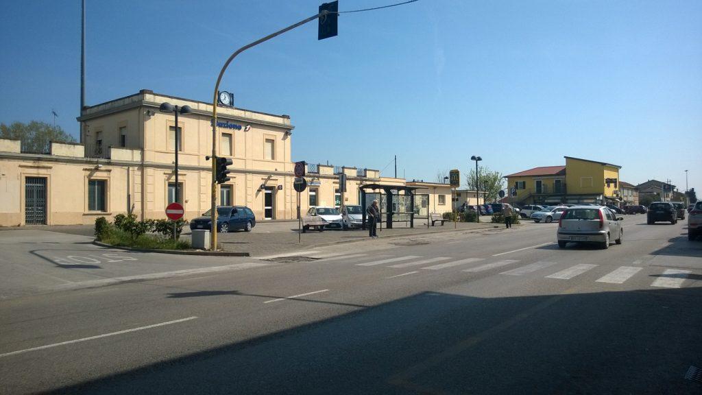 La stazione di Osimo