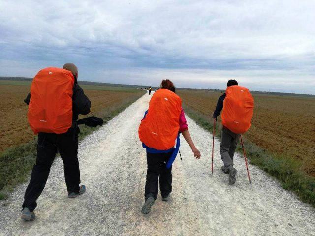 Andrea Esposto sul Cammino di Santiago: percorsi 556 chilometri