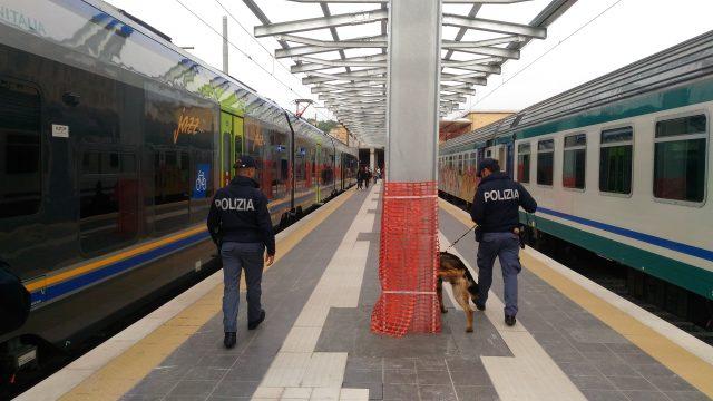 Controlli nelle stazioni, una persona denunciata e un 31enne sanzionato ad Ancona