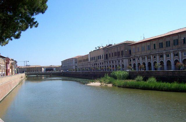 Appartamenti e uffici, così rinasce a Senigallia palazzo Girolimini