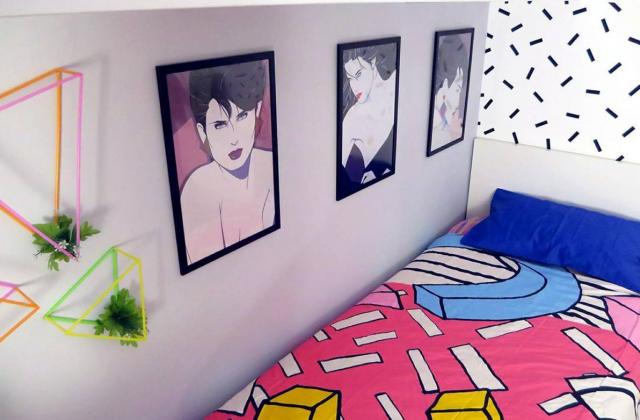 Arredamento Pop Art Milano : Gi anni sono tornati anche nell arredamento centropagina