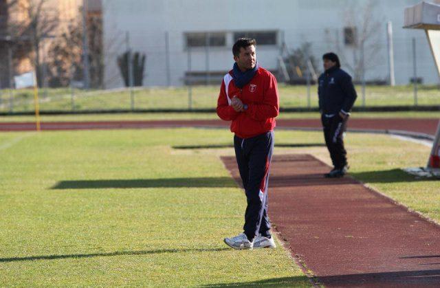 Emanuele Iencinella, tecnico della Jesina Calcio femminile