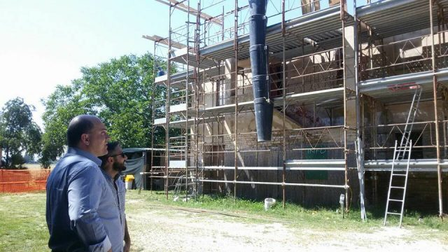 """Osimo punta al turismo: lavori in corso a """"Casa Cea"""""""