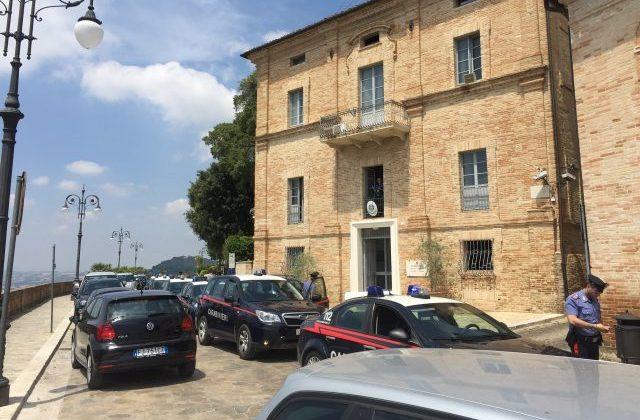 Osimo, reati in calo nel 2020: il bilancio dei carabinieri