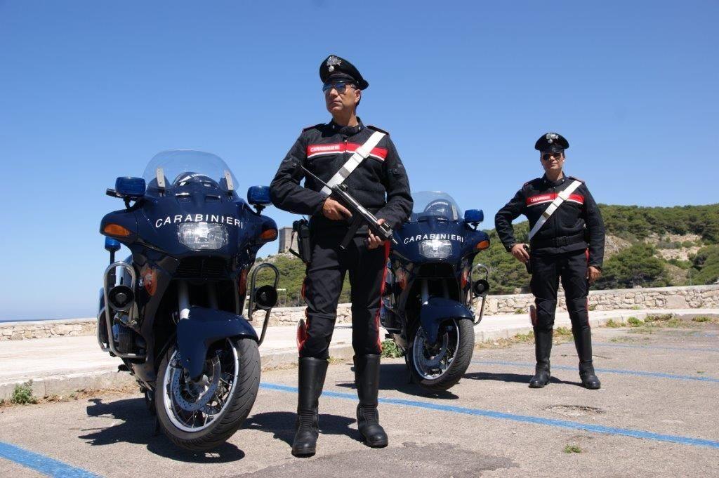 Carabinieri di Numana (Foto: Carabinieri)