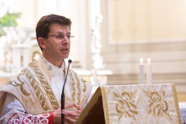 Loreto, l'arcivescovo Dal Cin ricorda Mattia Perini: «Preghiamo per i genitori e i compagni di scuola»