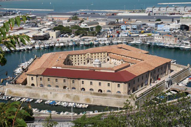 Ancona, Lazzaretto Estate: pubblicato il bando pluriennale per la Mole