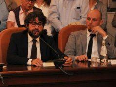 I consiglieri comunali Fabio Pasquinelli e Carlo Catena