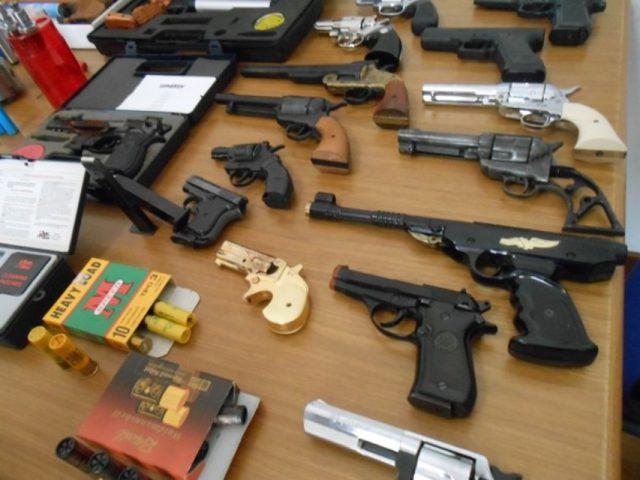 Porto d 39 armi aumento di richiesta di licenze ad uso - Porta d armi uso sportivo ...