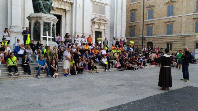 Da Assisi a Loreto in bicicletta, conto alla rovescia per il primo pellegrinaggio