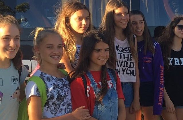 Le ragazze del tennistavolo a Lorrach - Centropagina