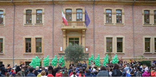 """La scuola """"Marconi"""" di Loreto"""