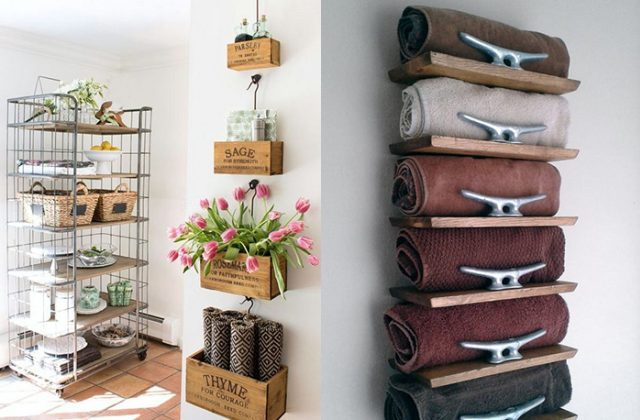 Idee Pareti Foto : Casa idee per sfruttare le piccole pareti centropagina