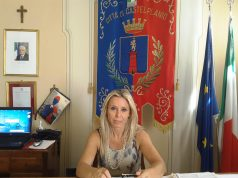 Il sindaco di Castelplanio, Barbara Romualdi