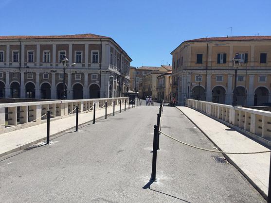 Da ottobre la demolizione di ponte II Giugno a Senigallia