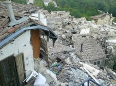 Macerie, terremoto, Pescara del Tronto, sisma centro Italia