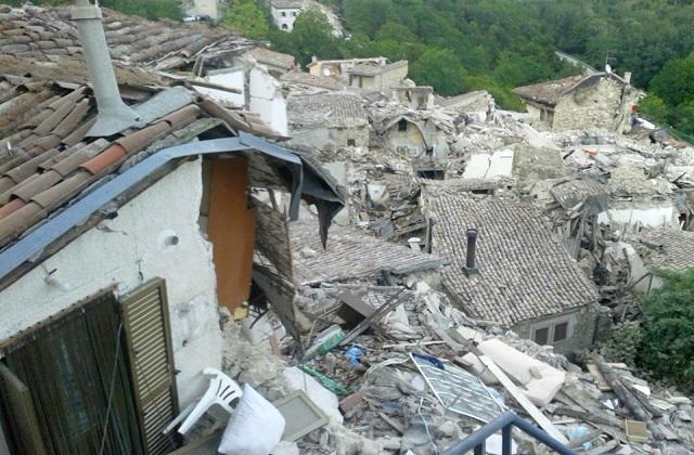 Enzo Rendina, l'irriducibile del sisma condannato a 5 mesi. Non volle lasciare Pescara del Tronto