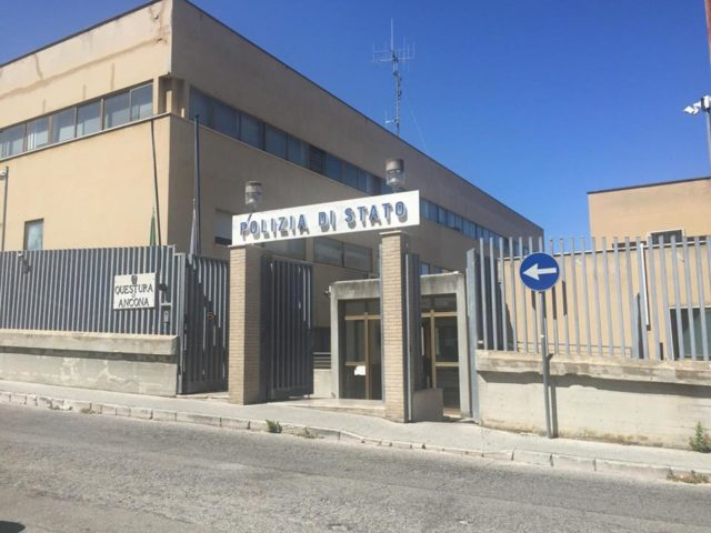 La Questura di Ancona