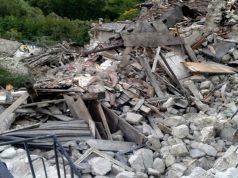 I danni inferti dal sisma nel centro Italia