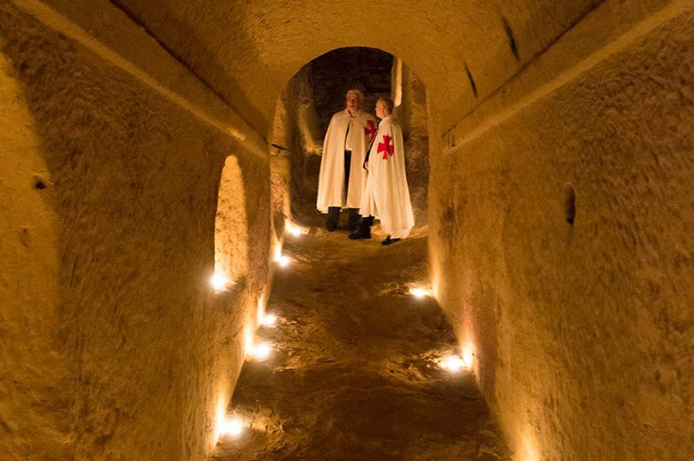 Osimo, le grotte in un documentario della Bbc