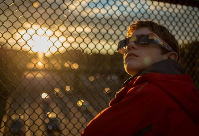 Speciale eclissi di sole all'Osservatorio di Pietralacroce