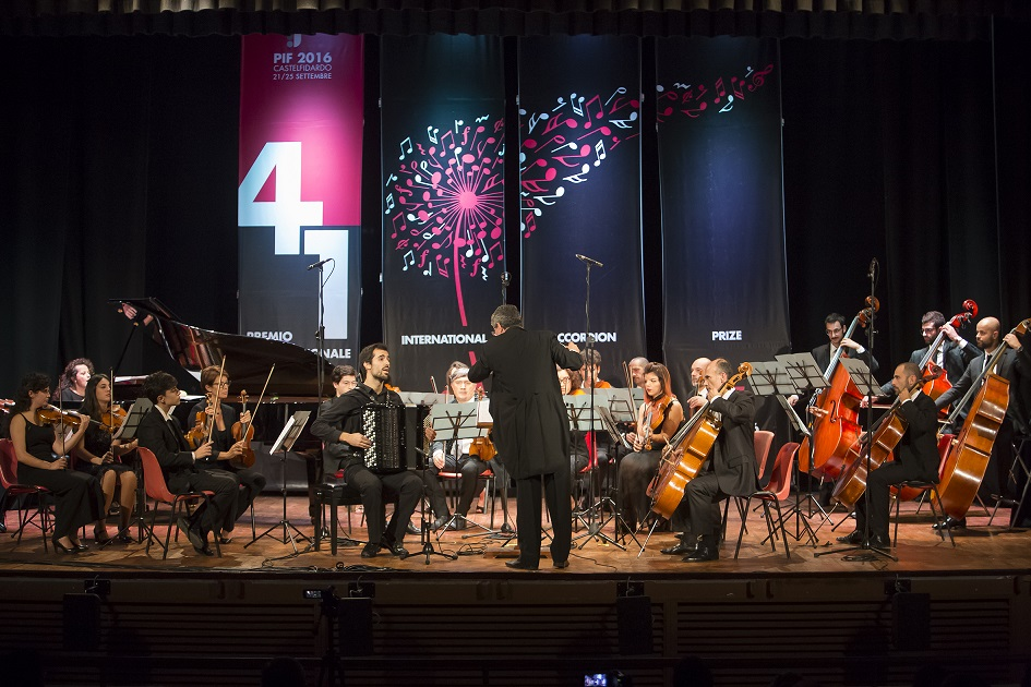 Castelfidardo, sì al Premio internazionale della fisarmonica. Ma sarà un'edizione speciale