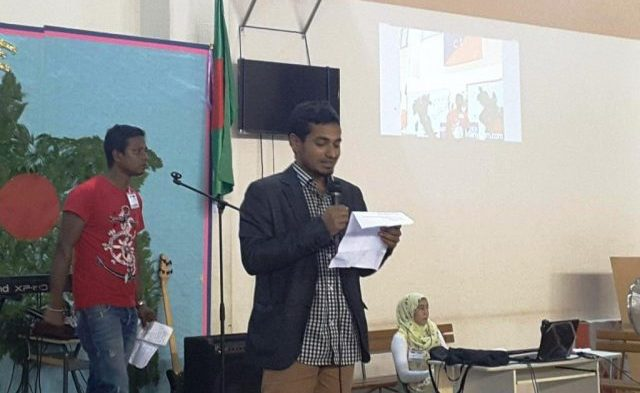 Kazi Fokhrul: «Mai parlato di moschea, chiedo solo un luogo più sicuro»
